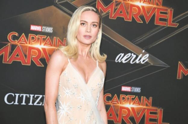Captain Marvel commande toujours le box-office