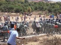 Des locaux administratifs incendiés et des blessés par dizaines : Affrontements entre forces de l'ordre et manifestants à Safi