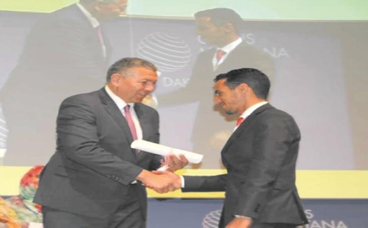 Le Forum Crans Montana honore le coordinateur de l'Association Dakhla Moubadara