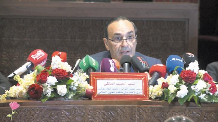 Habib El Malki réitère son engagement à renforcer l'UPCI en tant qu'organisation multipartite, indépendante et efficace au sein de la communauté internationale