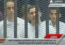 Gamal et Alaa, autrefois riches et puissants, aujourd'hui parias