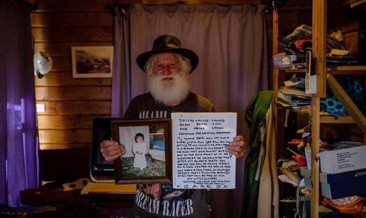 """""""Mon tout petit"""", le message d'un père de Christchurch à son fils assassiné"""