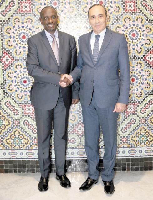 Signature de plusieurs accords de coopération entre le Maroc et le Rwanda