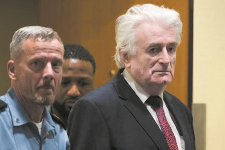 Radovan Karadzic, le psychiatre devenu chantre de la purification ethnique