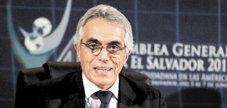 Diego García-Sayán annule sa visite dans le Royaume