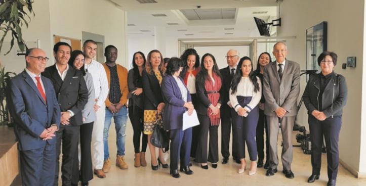 Remise à Rabat du Prix national de la lecture juridique francophone