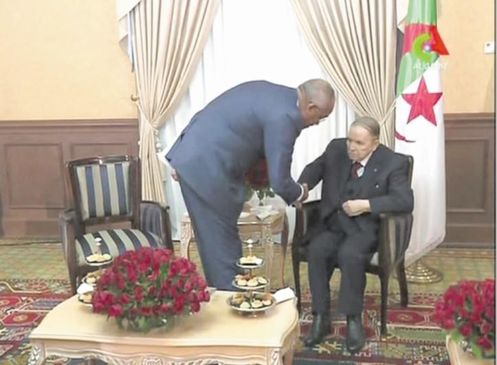 Dissensions au sein du parti de Bouteflika sur la Conférence nationale