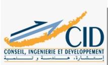 Accroissement du chiffre d'affaires de la CID