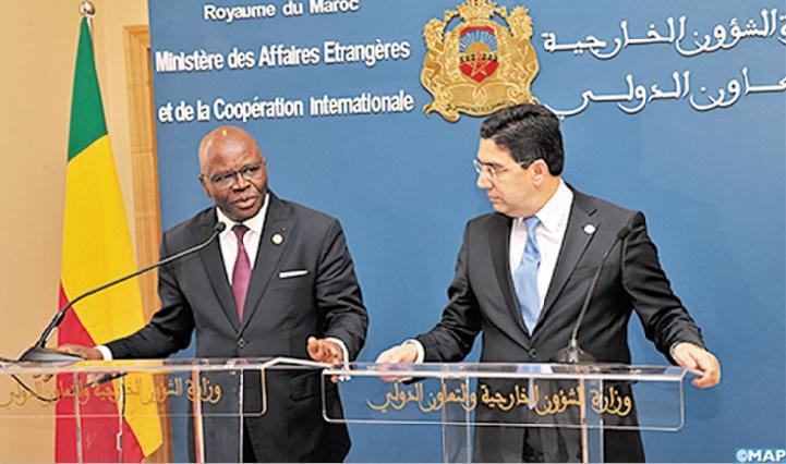 Rabat et Porto-Novo sur la même longueur d'onde