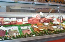 Même si la frénésie de la consommation a fait relâche : La viande voit rouge