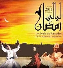 """El Jadida :  Et de cinq pour le Festival """"Les Nuits du Ramadan"""""""