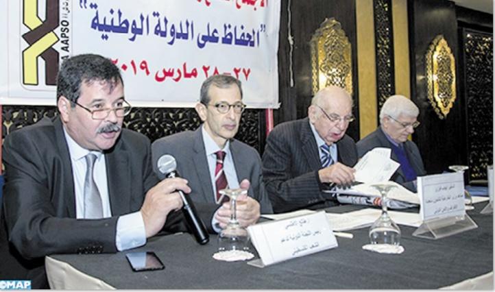 Talaâ Saoud Atlassi : Le Maroc a été précurseur en matière de défense de la stabilité au sein du monde arabe