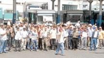Les chauffeurs sont dans la rue mais sans leurs bus : Nouvelle grève à M'dina bus