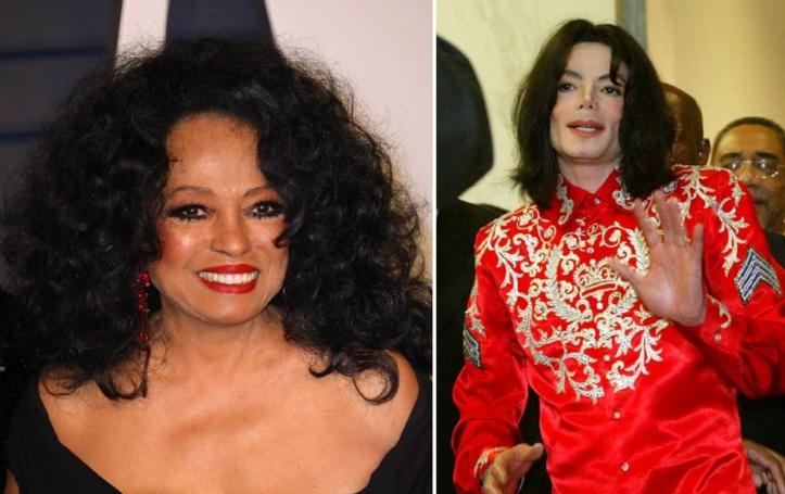 Diana Ross défend Michael Jackson