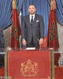 Texte intégral du discours de SM le Roi à l'occasion du 58ème anniversaire de la Révolution du Roi et du peuple