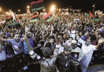 L'heure de vérité a sonné pour la Libye : Le peuple a eu raison du kadhafisme après 40 ans de tyrannie, d'extravagances et d'exactions