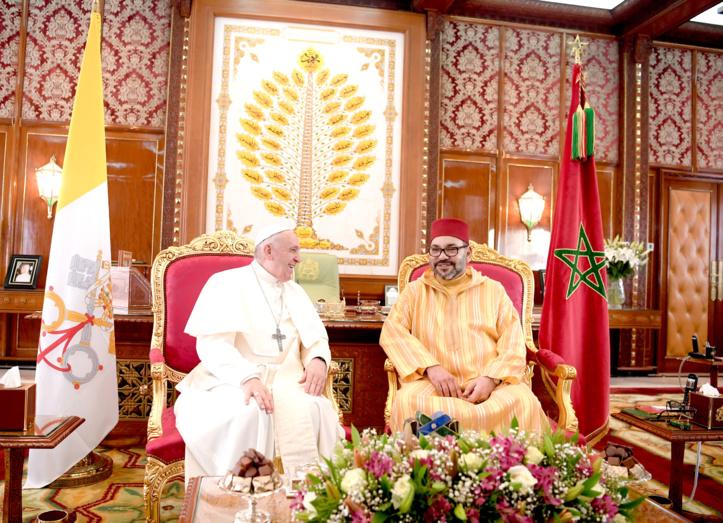 Le Maroc, terre d'Islam, de tolérance et de coexistence entre les religions