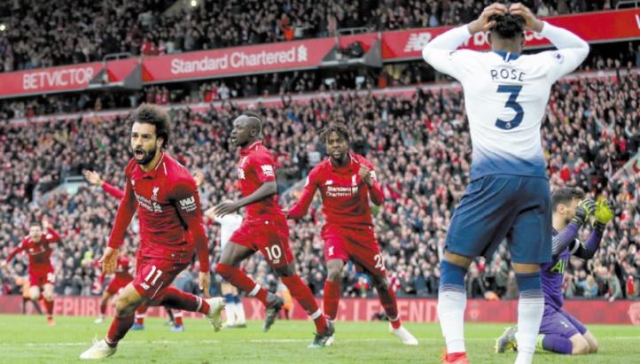 Premier League : La chance avec Liverpool, l'arbitrage avec Chelsea