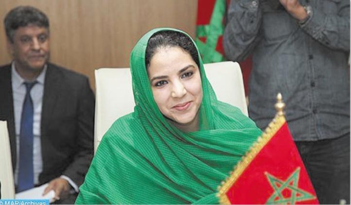 Rkia Derham : Le Maroc a opté pour un partenariat win-win avec les membres de l'OCI