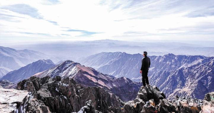 Pourquoi le Toubkal fait partie des six meilleures randonnées du monde