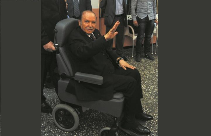 La rue algérienne vient à bout de la durabilité de Bouteflika