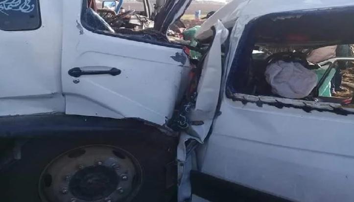14 mort et 30 blessées dans un accident de la circulation