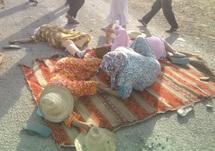 Bras de fer entre la compagnie Touissit et la tribu de Sidi Ahmed : Intervention musclée des forces de l'ordre  à Jbel Aouam