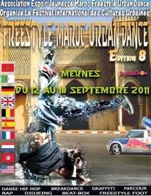 Huitième édition de Festival international des cultures urbaines : L'art urbain sera à l'honneur à Meknès