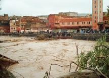 Au lendemain d'un déluge mortel  : Le président de la municipalité  de Khénifra accuse l'ONEP