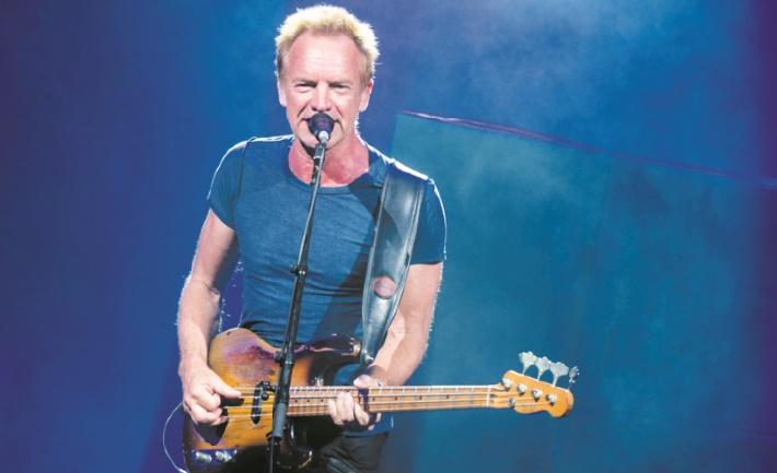 """Sting revisitera ses classiques dans l'album """"My Songs"""""""