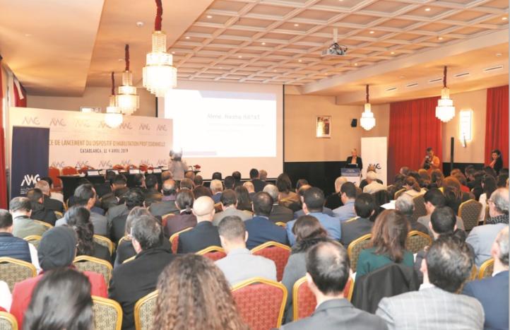 Nouveau dispositif d'habilitation des professionnels du marché des capitaux