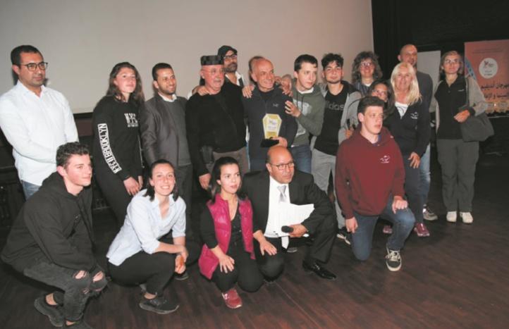 """Handifilm : """"Erased the beginng"""" décroche le Grand prix de la compétition internationale du court métrage"""