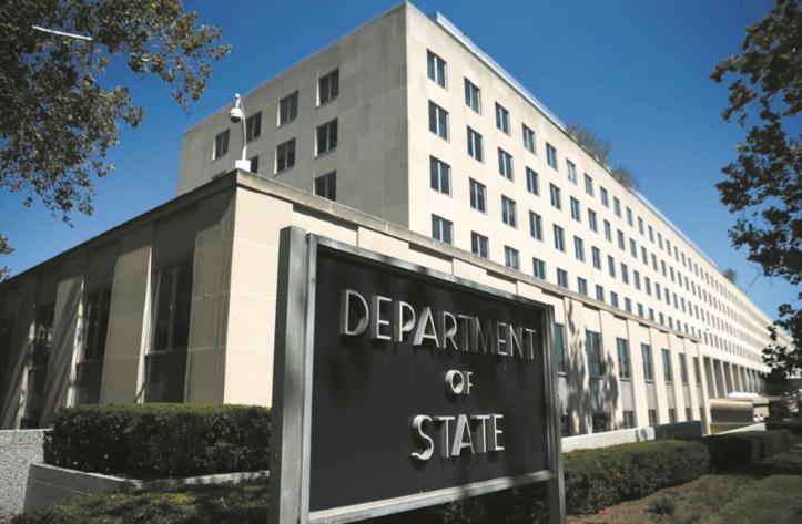 Alerte déplacée : Le Département d'Etat américain s'est trompé de cible