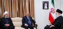 Téhéran demande à Bagdad de réclamer le départ des troupes américaines d'Irak