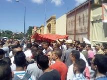 Déçus d'attendre l'octroi de magasins promis par les autorités : Les marchands ambulants en marches quotidiennes depuis lundi