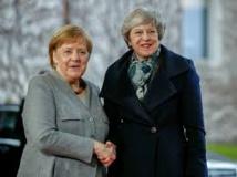 May cherche le soutien de Berlin et Paris pour un second report du Brexit