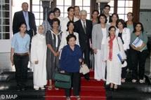 Liste nationale mixte : La Coordination nationale des femmes va déposer un recours devant le Conseil constitutionnel