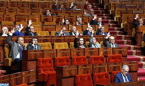 Quinze projets de loi déposés au Parlement depuis la clôture de la session d'octobre