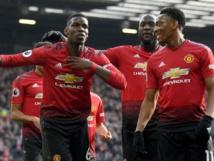 Premier League : Manchester United poussif, Tottenham en balade