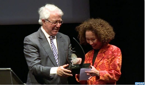 Le Grand prix des Rendez-vous de l'histoire de l'IMA décerné à la Marocaine Jalila Sbai