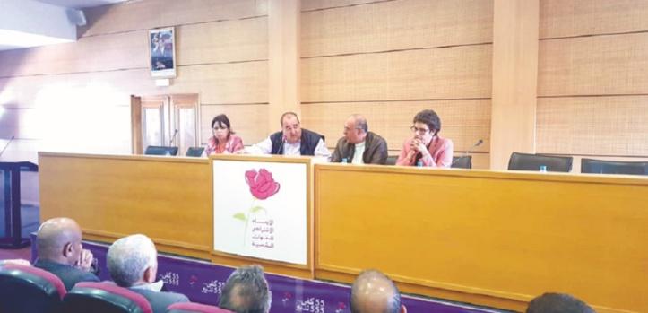 Intervenant devant la Commission préparatoire nationale du secteur de la mutuelle