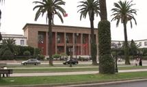 Huit projets de loi soumis à l'étude : Les Chambres du Parlement réunies en session extraordinaire