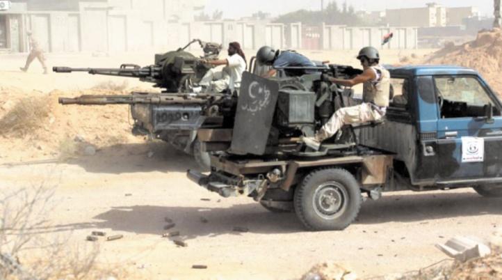 L'ONU en quête d'unité pour réclamer un cessez-le-feu en Libye