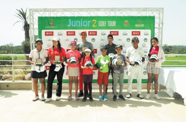 Championnats juniors de golf