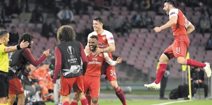 Ligue Europa : Des demies Arsenal-Valence et Francfort-Chelsea