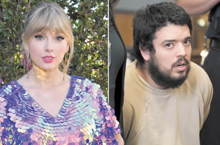 Un an de prison pour le stalker de Taylor Swift