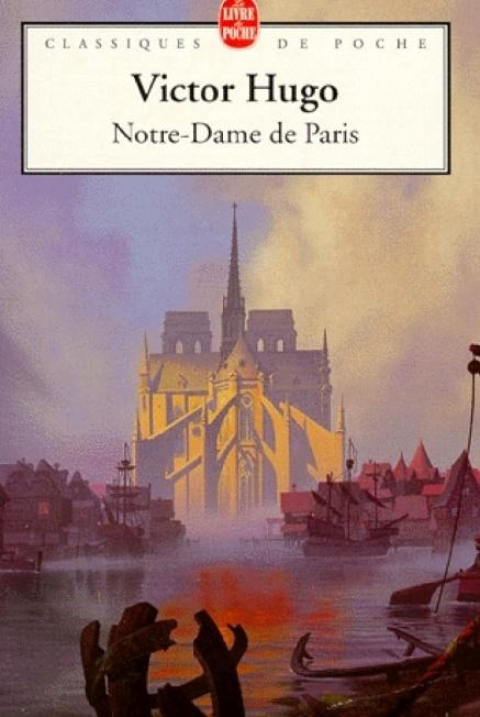"""Le roman """"Notre-Dame de Paris"""" numéro un des ventes sur Internet"""