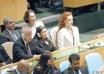 Lancé à New York par S.A.R la Princesse Lalla Salma : Appel à la création d'un Fonds international de lutte contre le cancer