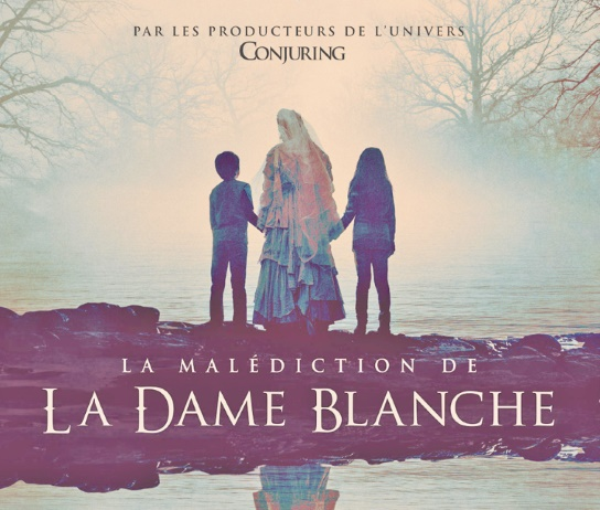 """""""La Malédiction de la dame blanche"""" en tête du box-office"""