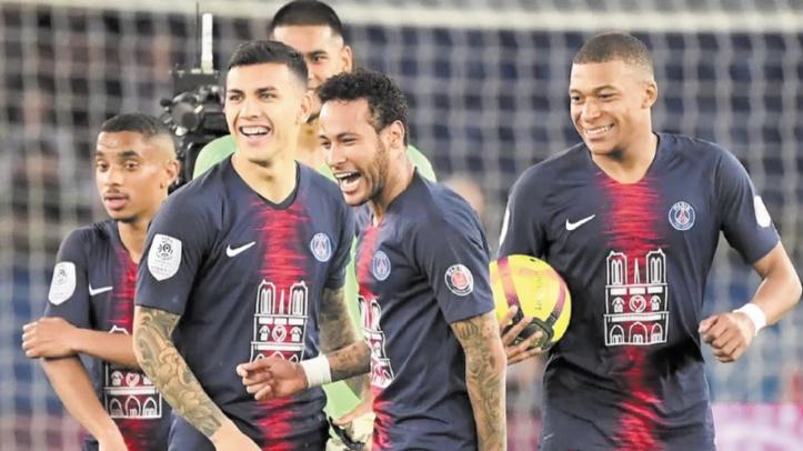 Après le titre, objectif Coupe de France avec Neymar pour le PSG